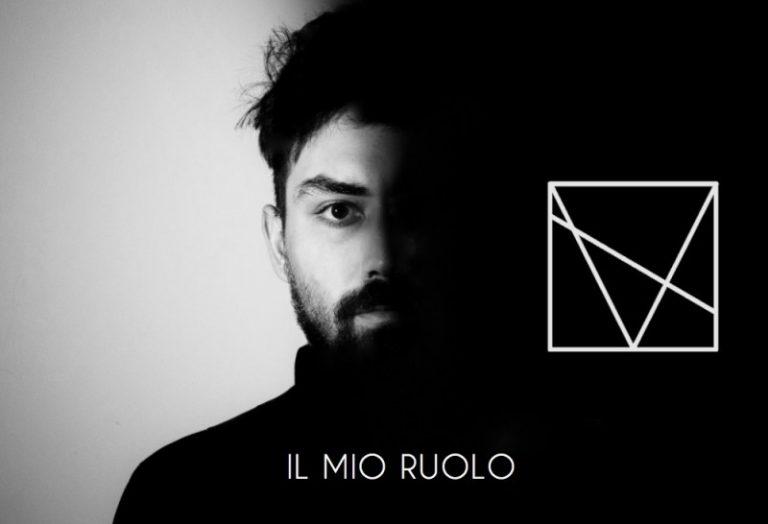 """""""Il mio ruolo"""", il nuovo singolo del cantautore Enrico Vetro"""