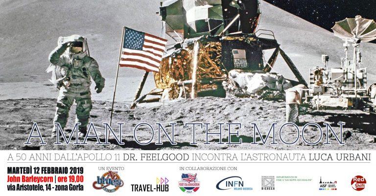 Dr.Feelgood incontra l'astronauta Luca Urbani