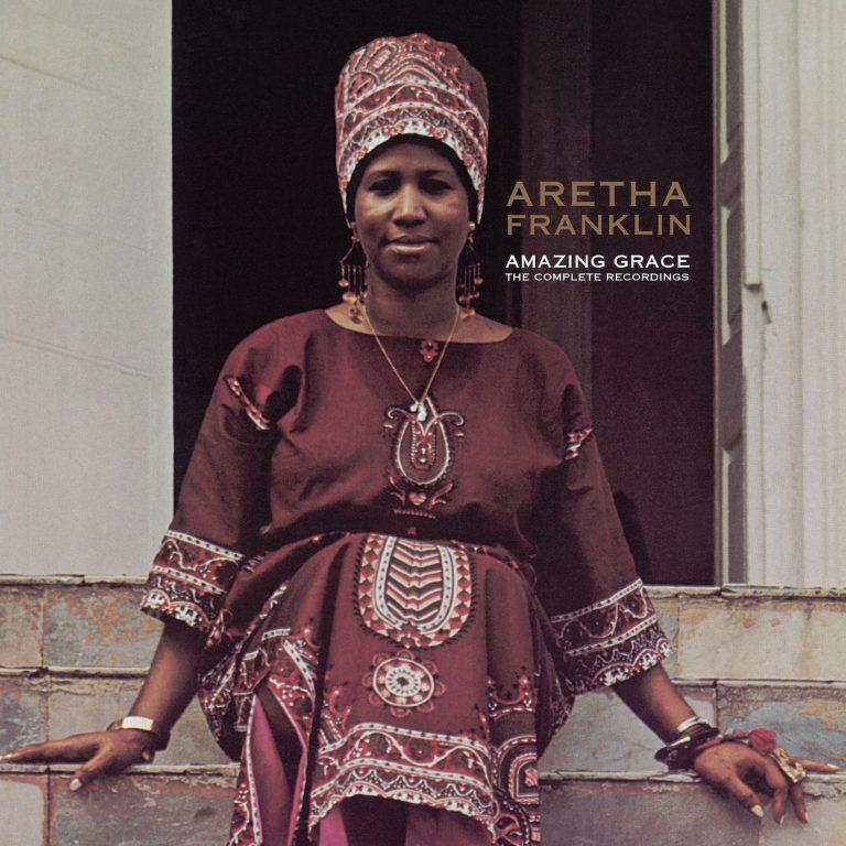 """Aretha Franklin: Dal 22 marzo, su etichetta Rhino, """"Amazing Grace"""""""