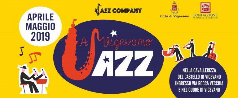 "Torna ""A Vigevano Jazz"" dal 30 Aprile al 18 Maggio"