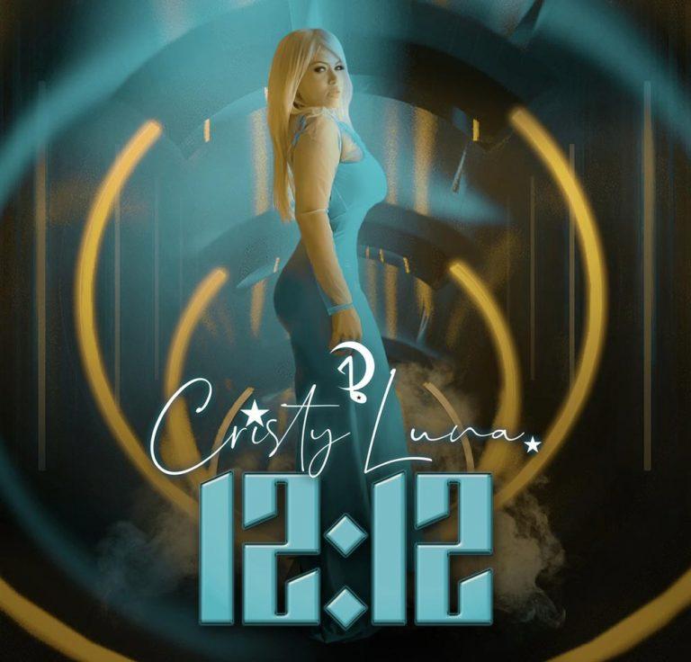 """Cristy Luna fuori con il suo primo disco dal titolo """"12:12"""""""