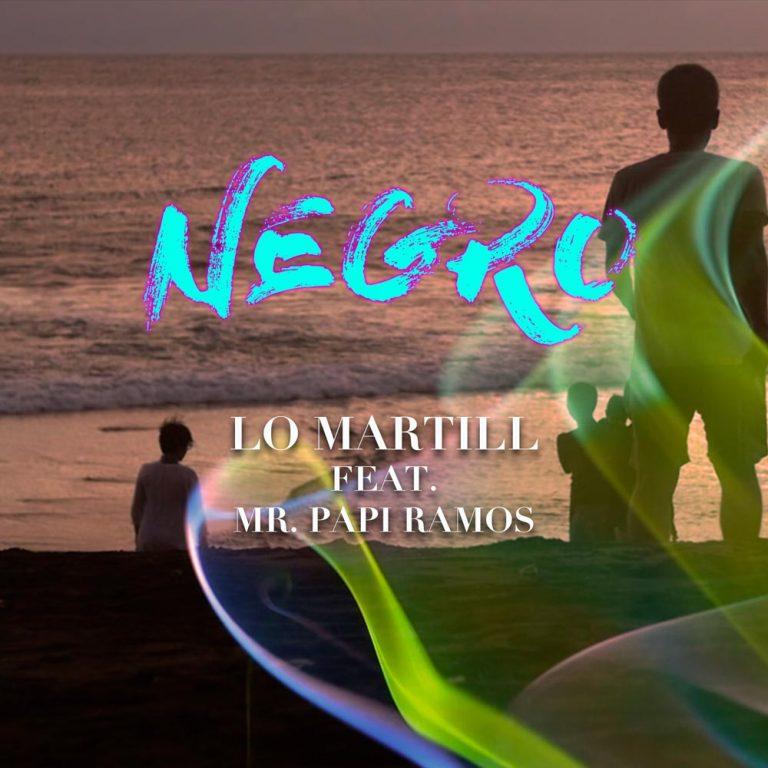 """""""Negro"""" provazione e riflessione nel singolo di Lo Martill e Mr Papi Ramos"""