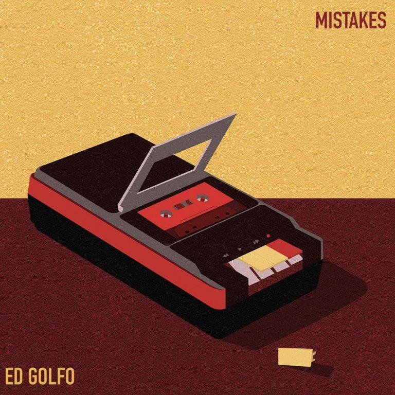 Mistakes: Ed Golfo debutta con il primo singolo