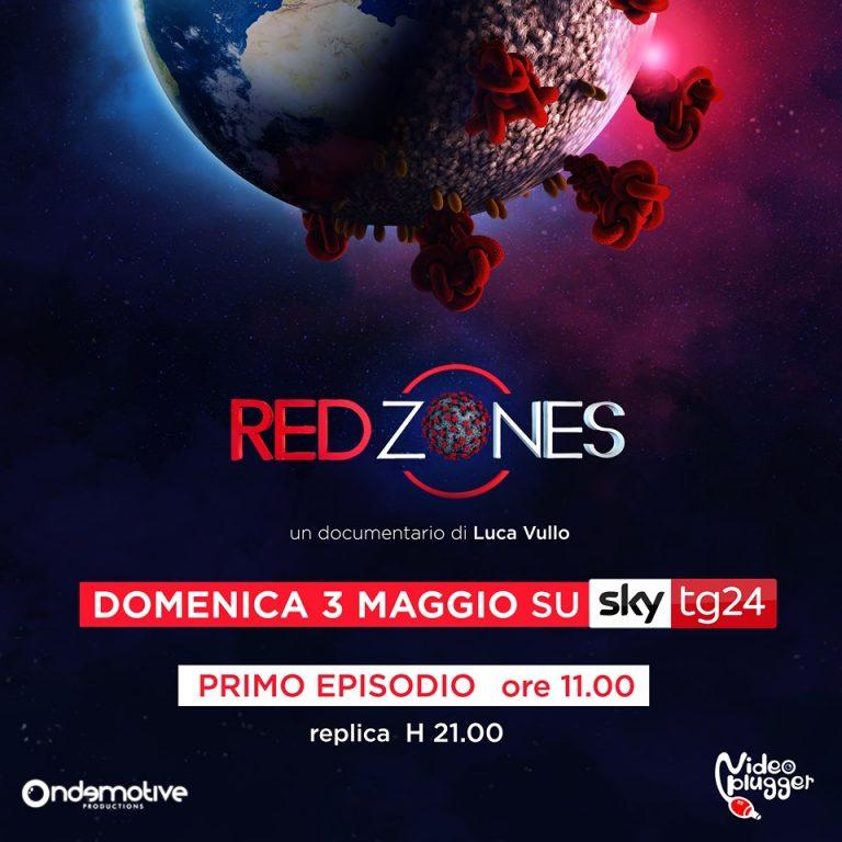 """Libero: dal 3 Maggio su Sky  con """"Red Zones"""", una docu-serie sulle zone rosse d'Europa."""