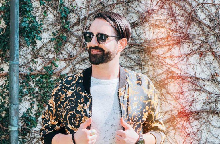 """""""Mariposa"""" è il nuovo singolo del cantante italo-svizzero Luca Capizzi"""