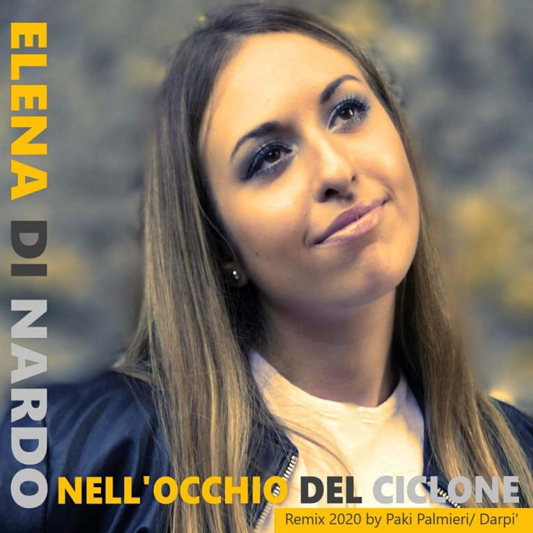 Elena Di Nardo pubblica il brano dell'estate: Nell'occhio del ciclone Remix