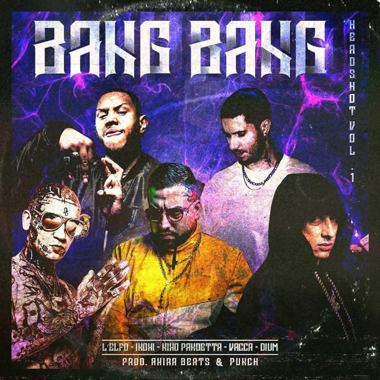 Ecco i primi cinque artisti del progetto HeadShot: fuori oggi Bang Bang