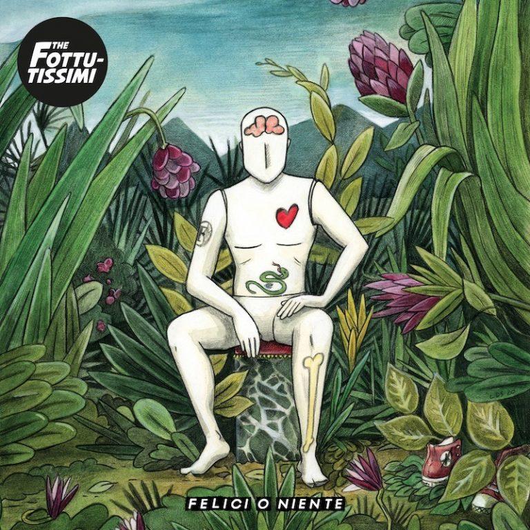 """I The Fottutissimi fuori con l'EP """"Felici o niente"""""""