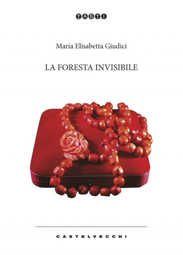 """Maria Elisabetta Giudici fuori con il nuovo romanzo """"La foresta invisibile"""""""